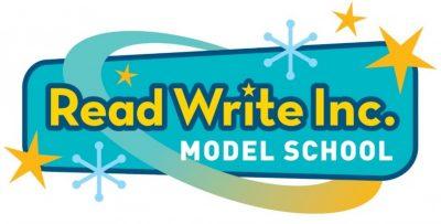 Read Write Inc model school logo